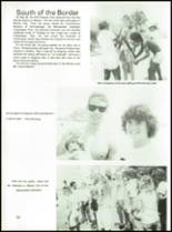 1988 Baxter High School Yearbook Page 60 & 61