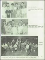 1988 Baxter High School Yearbook Page 80 & 81