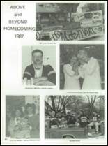1988 Baxter High School Yearbook Page 90 & 91