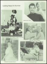 1988 Baxter High School Yearbook Page 100 & 101