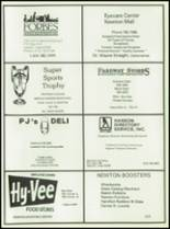 1988 Baxter High School Yearbook Page 112 & 113