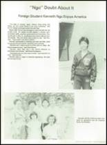 1988 Baxter High School Yearbook Page 116 & 117