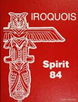 1984 Yearbook Iroquois High School