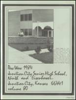 Junction City High School Class of 1984 Reunions - Yearbook Page 4