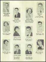 1955 Lake Linden Hubbell High School Yearbook Page 20 & 21