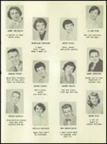 1955 Lake Linden Hubbell High School Yearbook Page 22 & 23
