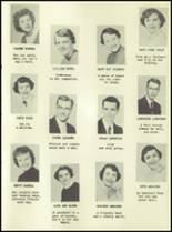 1955 Lake Linden Hubbell High School Yearbook Page 24 & 25