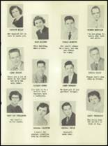 1955 Lake Linden Hubbell High School Yearbook Page 26 & 27
