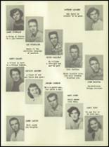 1955 Lake Linden Hubbell High School Yearbook Page 40 & 41