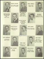 1955 Lake Linden Hubbell High School Yearbook Page 54 & 55