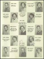 1955 Lake Linden Hubbell High School Yearbook Page 56 & 57