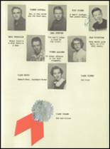 1955 Lake Linden Hubbell High School Yearbook Page 62 & 63