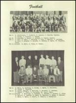 1955 Lake Linden Hubbell High School Yearbook Page 78 & 79