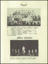 1955 Lake Linden Hubbell High School Yearbook Page 80 & 81
