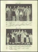 1955 Lake Linden Hubbell High School Yearbook Page 88 & 89