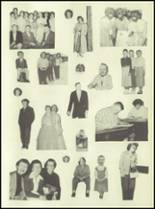1955 Lake Linden Hubbell High School Yearbook Page 96 & 97