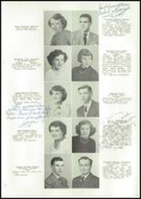 1950 East High School Yearbook Page 14 & 15