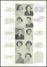 1950 East High School Yearbook Page 24 & 25