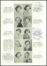1950 East High School Yearbook Page 26 & 27
