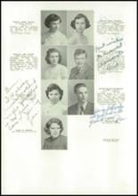 1950 East High School Yearbook Page 28 & 29