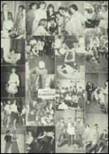 1950 East High School Yearbook Page 34 & 35