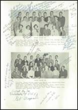 1950 East High School Yearbook Page 48 & 49