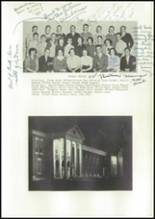 1950 East High School Yearbook Page 50 & 51