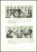 1950 East High School Yearbook Page 54 & 55