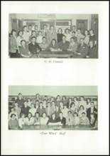 1950 East High School Yearbook Page 60 & 61