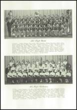 1950 East High School Yearbook Page 62 & 63