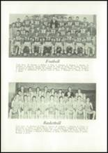 1950 East High School Yearbook Page 64 & 65