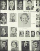 1956 Doyon High School Yearbook Page 22 & 23
