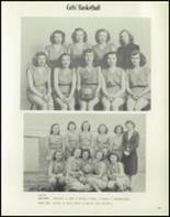 1956 Doyon High School Yearbook Page 34 & 35