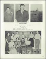 1956 Doyon High School Yearbook Page 42 & 43