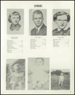 1956 Doyon High School Yearbook Page 44 & 45