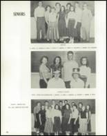 1956 Doyon High School Yearbook Page 48 & 49
