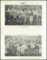 1956 Doyon High School Yearbook Page 54 & 55