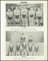 1956 Doyon High School Yearbook Page 56 & 57