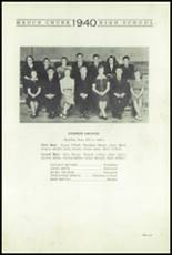 1940 Mauch Chunk Junior-Senior High School Yearbook Page 12 & 13