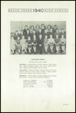 1940 Mauch Chunk Junior-Senior High School Yearbook Page 14 & 15