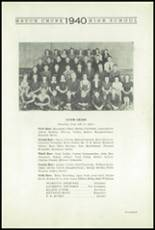 1940 Mauch Chunk Junior-Senior High School Yearbook Page 18 & 19