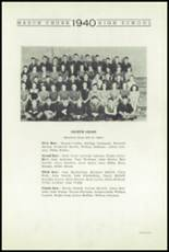 1940 Mauch Chunk Junior-Senior High School Yearbook Page 20 & 21