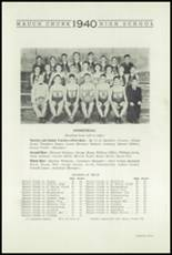 1940 Mauch Chunk Junior-Senior High School Yearbook Page 26 & 27