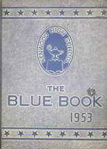 1953 Yearbook Kenwood High School