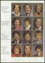 1980 North Central High School Yearbook Page 12 & 13