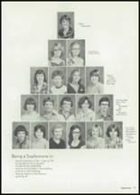 1980 North Central High School Yearbook Page 14 & 15