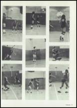 1980 North Central High School Yearbook Page 22 & 23