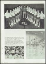 1980 North Central High School Yearbook Page 24 & 25