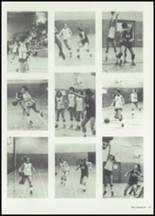 1980 North Central High School Yearbook Page 26 & 27