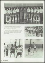 1980 North Central High School Yearbook Page 28 & 29